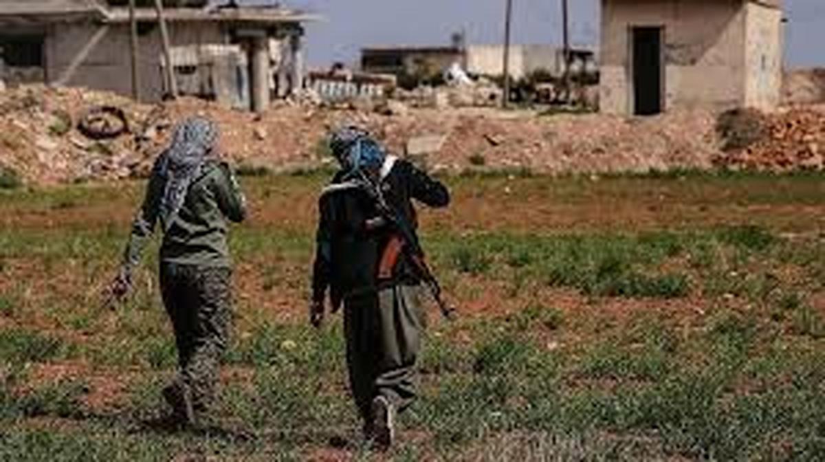 ترکیه    در شمال عراق 320 عضو پ.ک.ک  کشته شدند