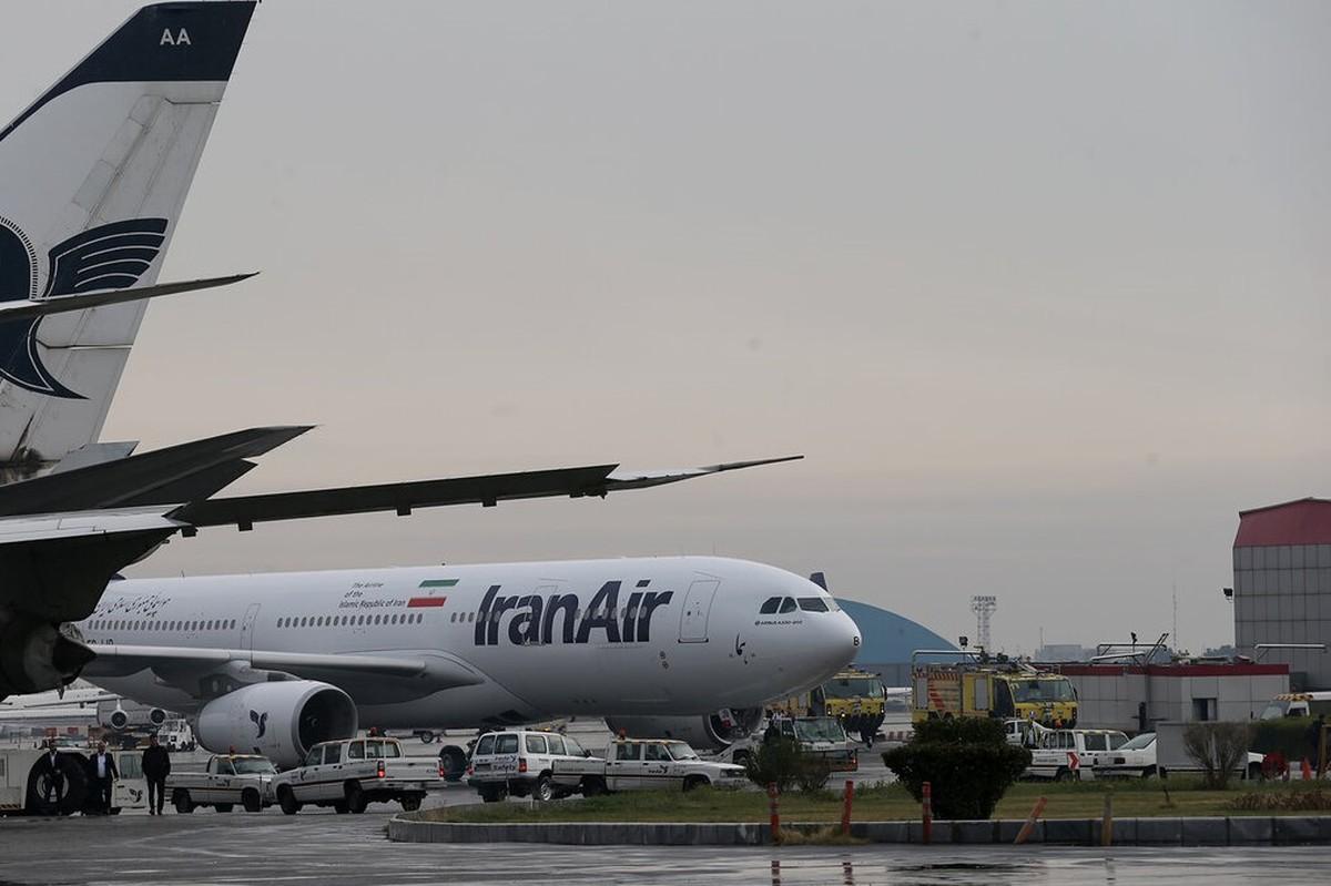 کاهش ۵۰درصدی پروازها به کیش و مشهد به علت شیوع کرونا تا ۱۰ روز
