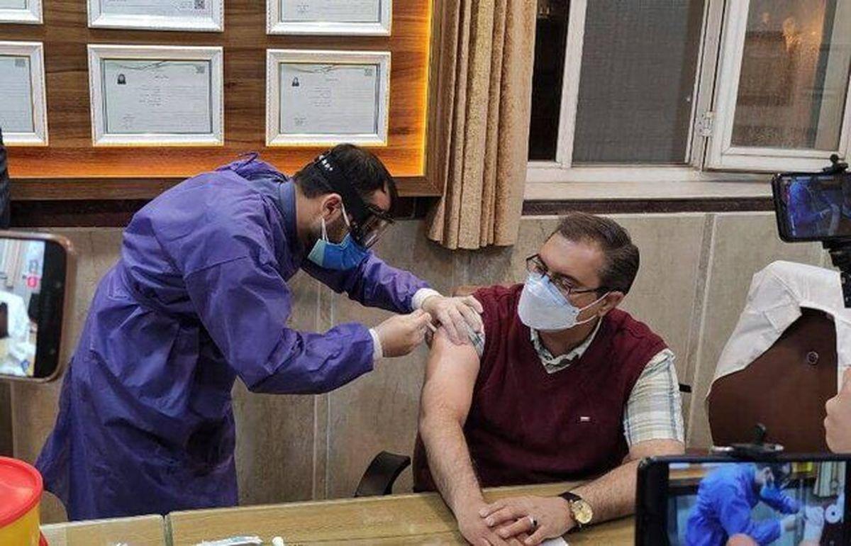 تعداد ۱۶۱ هزار  نفر در کشور واکسینه شده اند