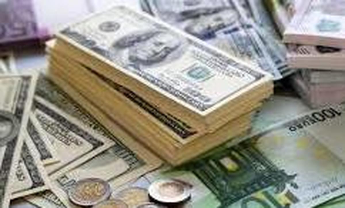 قیمت دلار و یورو در بازار آزاد
