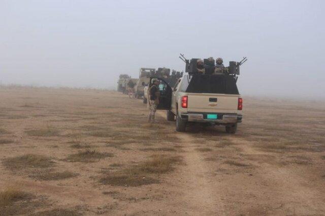 داعش مسئولیت انفجار تروریستی بغداد را برعهده گرفت
