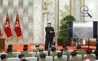 حضوریافتن رهبر کره شمالی در نشستی نظامی پس از سه هفته غیبت