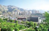 تعلیق ساختمانی در کوههای پایتخت