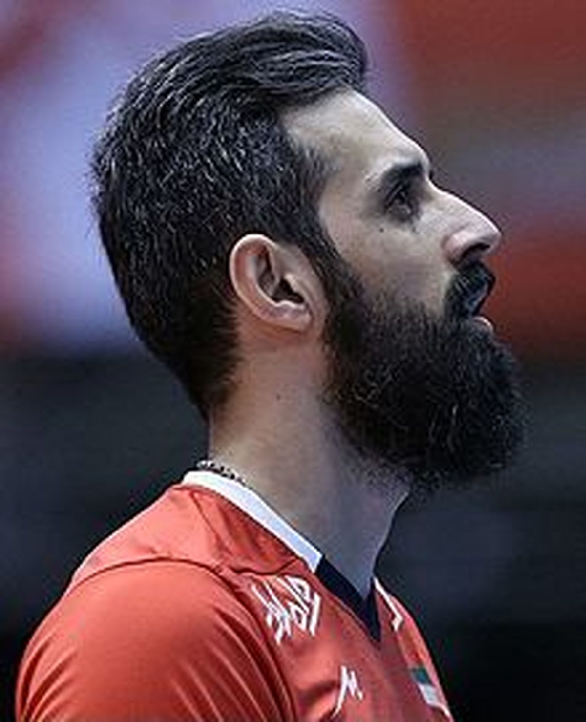 کاپیتان تیم ملی والیبال | تست کرونای سعید معروف مشخص شد