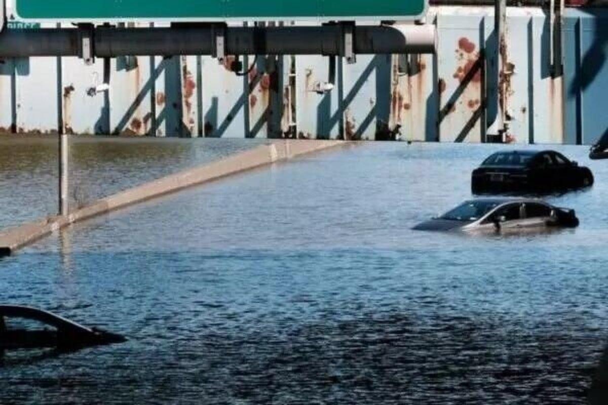 طوفان ایدا در شمال شرق آمریکا؛ افزایش آمار کشته شدگان به ۴۱ تن