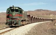 خروج قطار باری از ریل در محور آرادان- سرخه/ ۳ نفر مجروح شدند