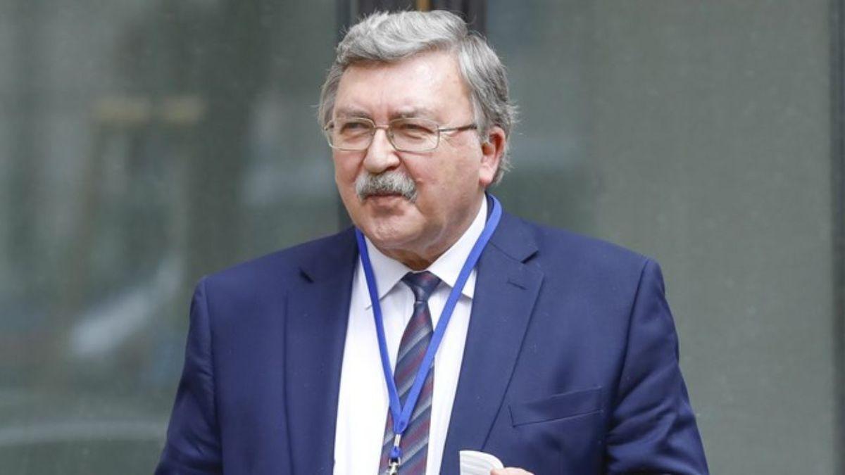 اظهارات مهم  اولیانوف در خصوص زمان سرگیری مذاکرات برجامی در وین