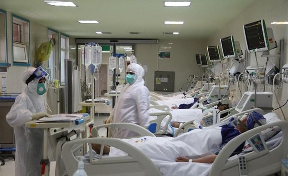 تعداد مراجعان کرونایی بیمارستان مسیح دانشوری ۲ برابر شد