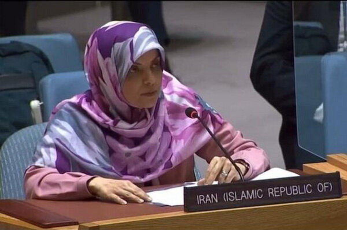 اسرائیل از جانب ایران تهدید شد
