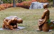 جنجال بر سر نصب مجسمه در کره جنوبی
