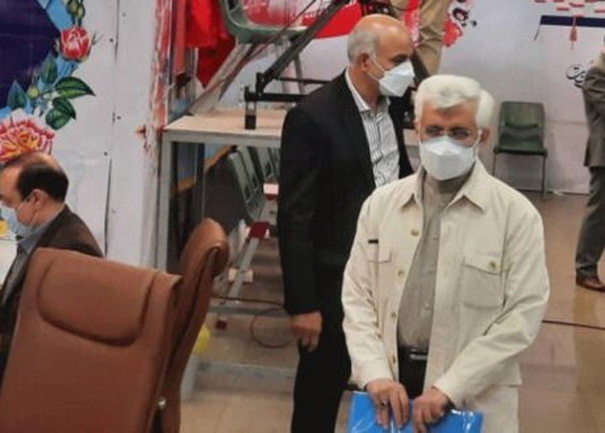 انتخابات ریاست جمهوری | پاسخ مبهم سعید جلیلی برای حضورش در انتخابات