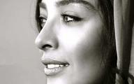 آناهیتا درگاهی/تیپ عجیب علی اوجی در کنار آناهیتا درگاهی