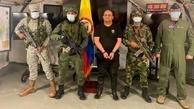 رهبر بزرگترین کارتل مواد مخدر کلمبیا بازداشت شد