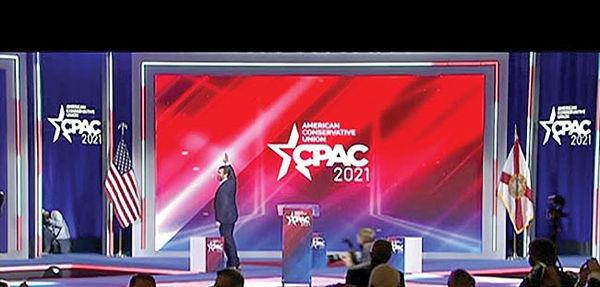 جمهوریخواهان سوار قطار ترامپ شدند | برگزاری کنفرانس سالانه کمیته اقدام سیاسی محافظهکاران