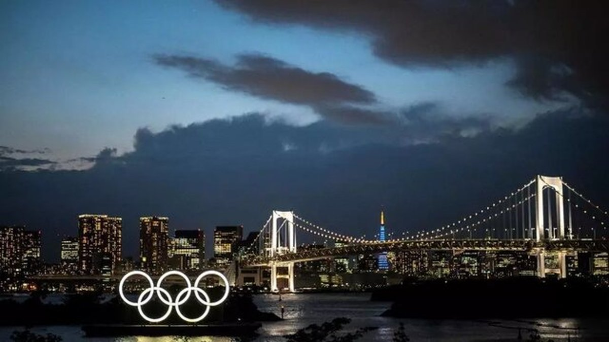 حاشیه مراسم رونمایی از سرود کاروان المپیک|طوفان همه چیز را خراب کرد