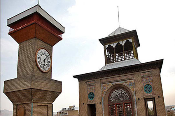 ناقوس ساعت تاریخی تهران به صدا درآمد