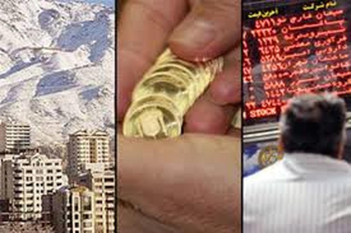 ردیابی نقدینگی در بازارها | روند حرکت پول در بورس، مسکن و ارز را بررسی میکند