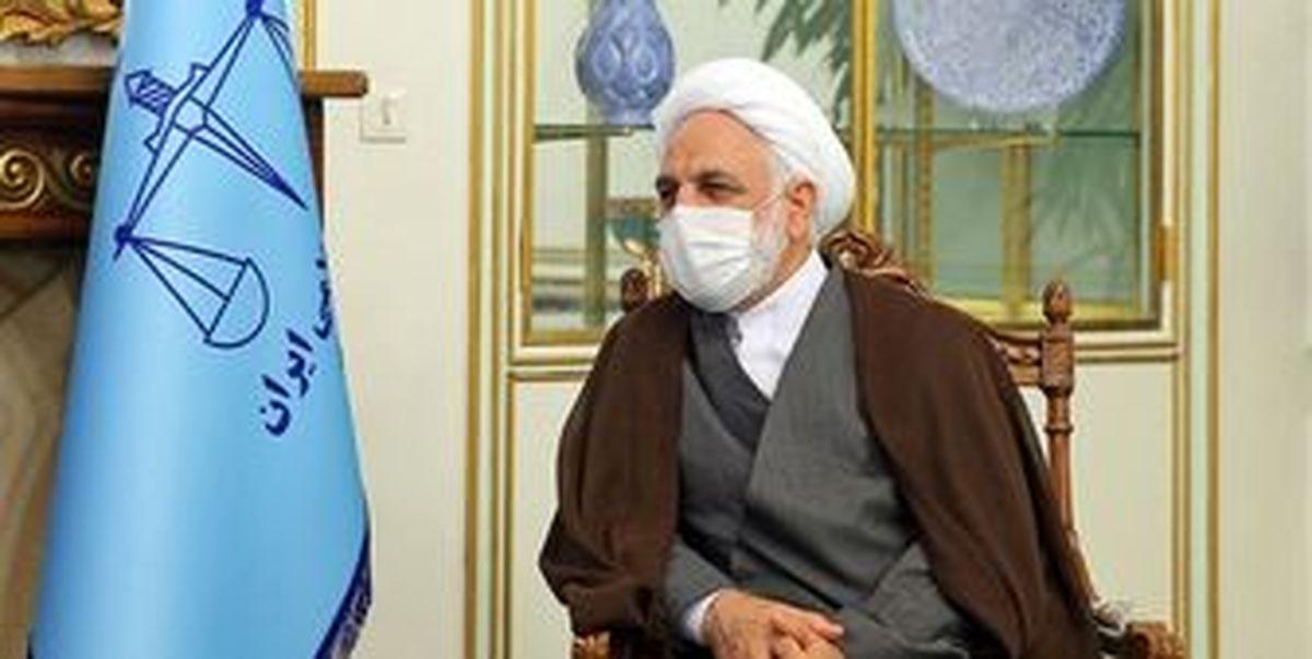 جزئیات دیدار محسنی اژهای با رئیس شورای عالی قضایی عراق
