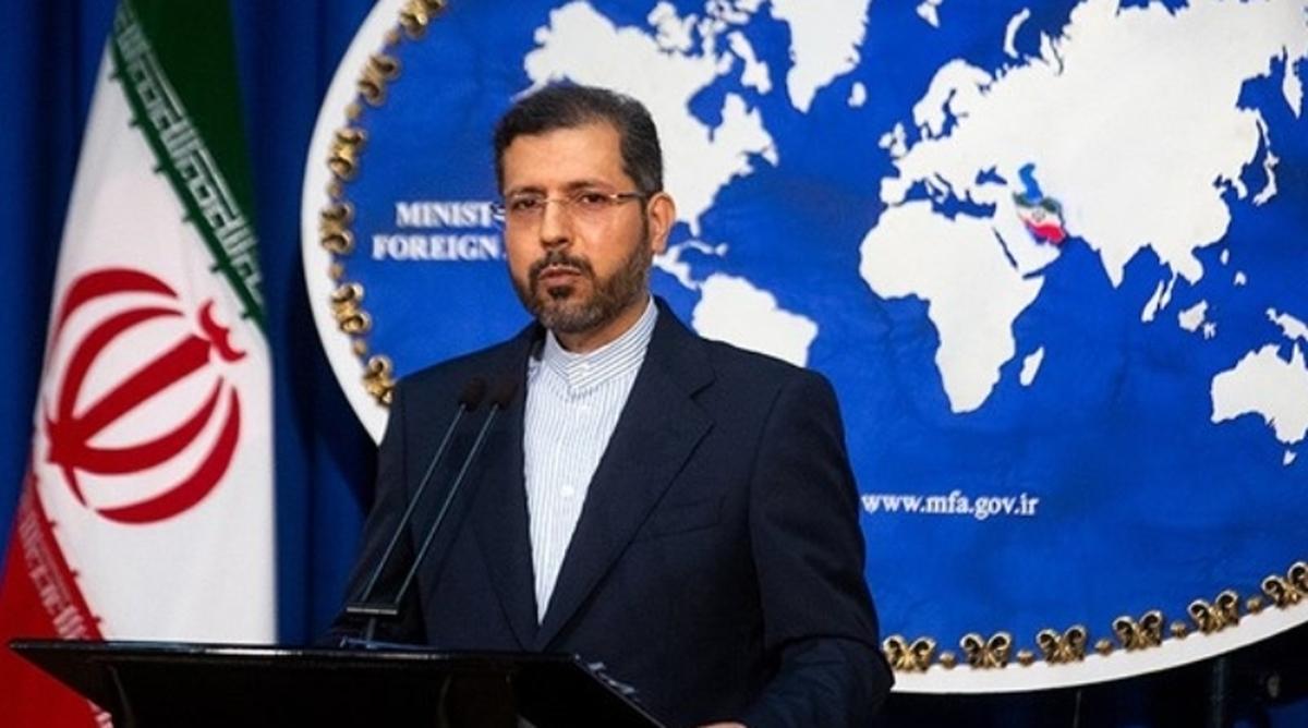 سخنگوی وزارت خارجه   |   نامه ظریف به بورل تببین نگرش ایران است و حاوی هیچ طرحی نیست