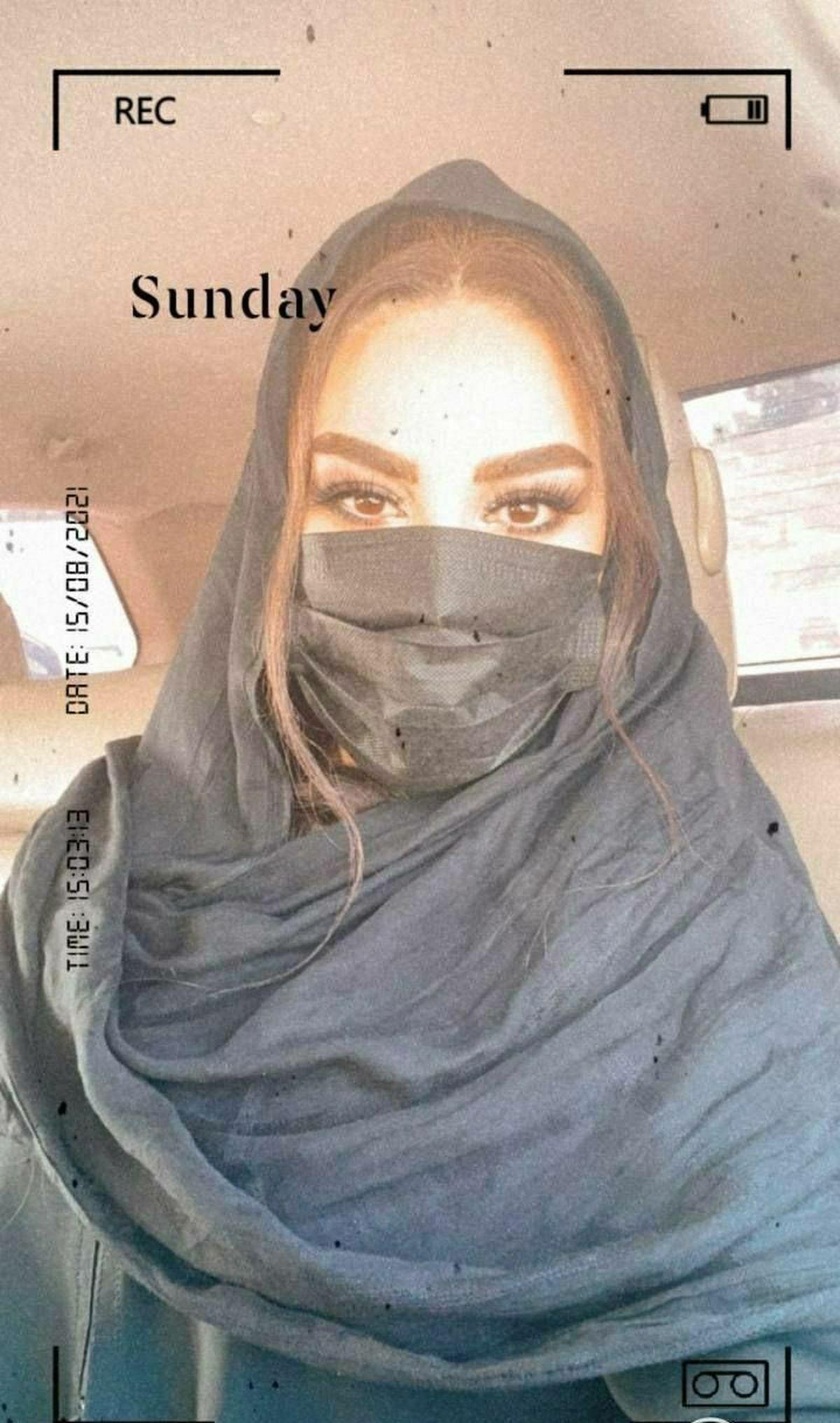 عکس جدید آریانا سعید خواننده افغان!