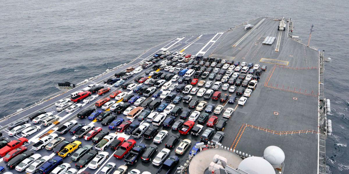 مخالفت وزیر صمت با واردات خودرو | واردات خودرو اشتباه است