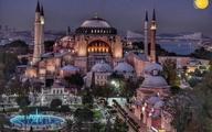 تصمیم اردوغان مبنی بر تغییر کاربری ایاصوفیه از موزه به مسجد+عکس