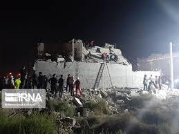 حادثه  |   انفجار گاز در یک مجتمع مسکونی در اهواز یک کشته بر جا گذاشت.