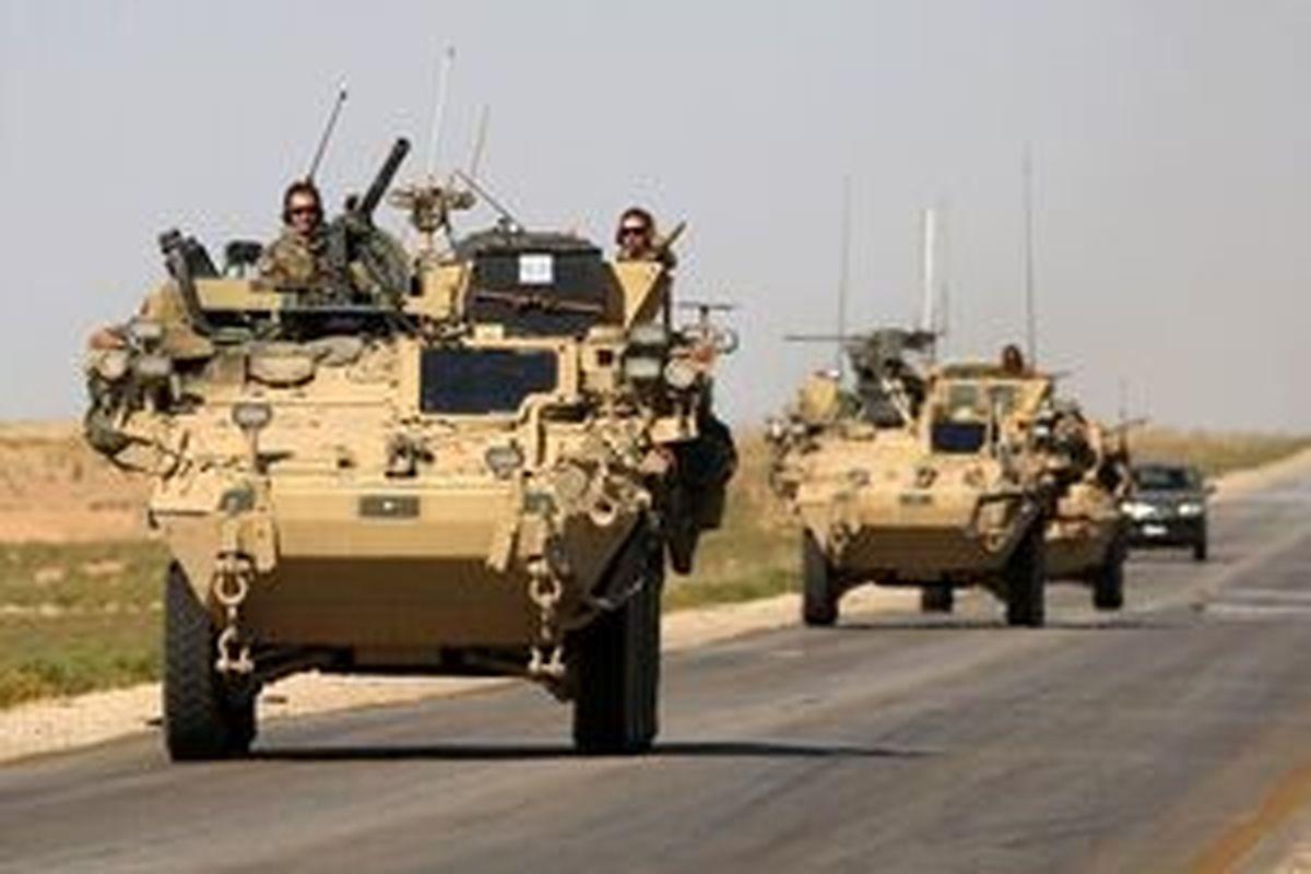حملات هوایی آمریکا در مرز عراق و سوریه با هدف مهار ایران انجام شد