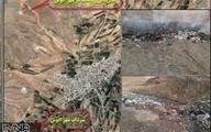 زایندهرود در محاصره گودالهای دفن پسماند