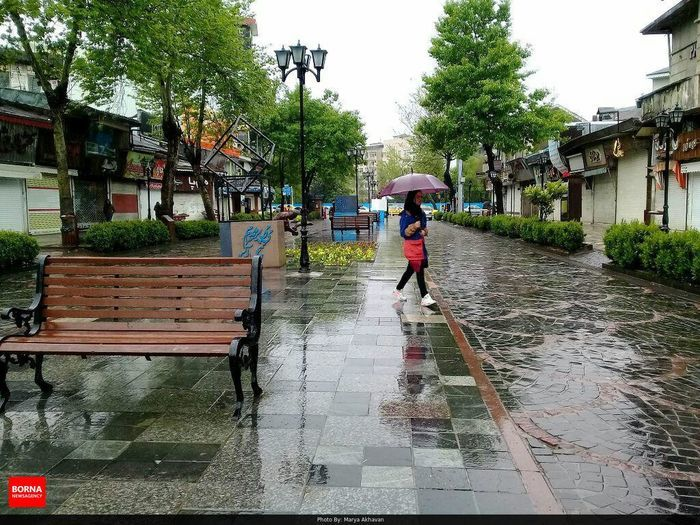 بارش باران و وزش باد شدید در نیمه شمالی کشور | وضعیت آب و هوا در ۱۱ مرداد