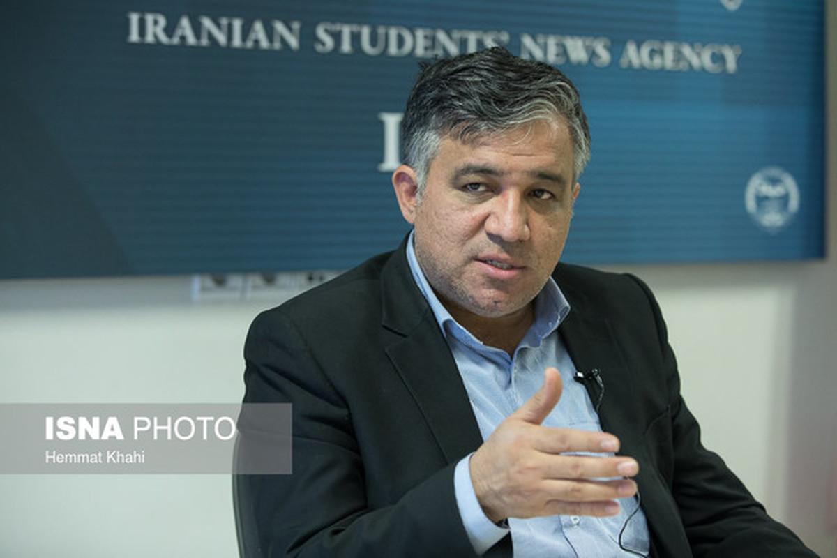 علی تاجرنیا سخنگوی ستاد انتخاباتی مهرعلیزاده شد