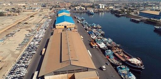 چهارمین محموله غیرنفتی از بندرسیریکِ هرمزگان به عمان صادر شد.