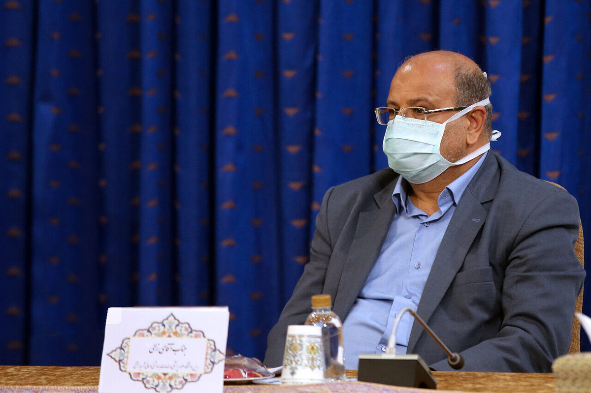 مراجعان سرپایی در تهران به کمتر از ۲۰ هزار بیمار رسید