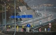 احتمال بازگشت سرمایهگذاران خارجی به آزادراه تهران-شمال وجود دارد
