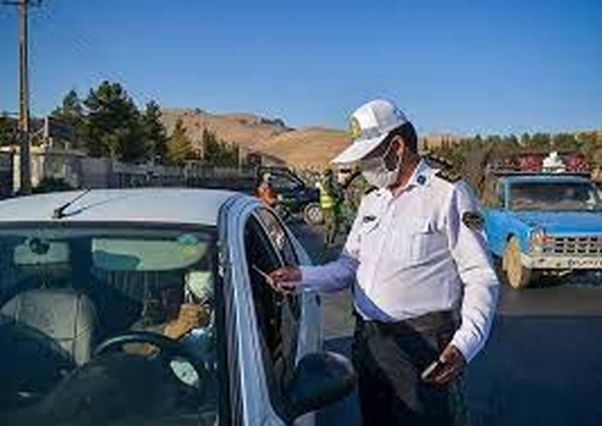 ۵۰۰ خودروی غیربومی با ورود به مازندران جریمه شدند