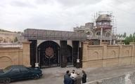 ویلای لاکچری در تبریز ویران شد