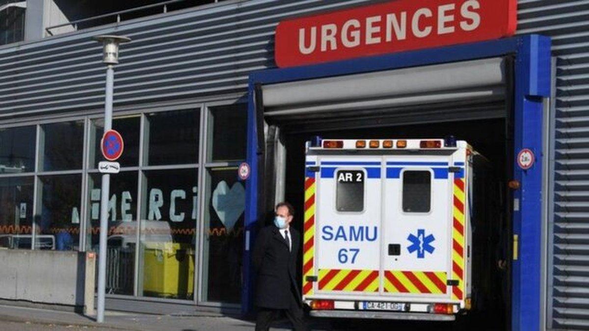 اختلال چندساعته در خدمات فوریتهای پزشکی فرانسه