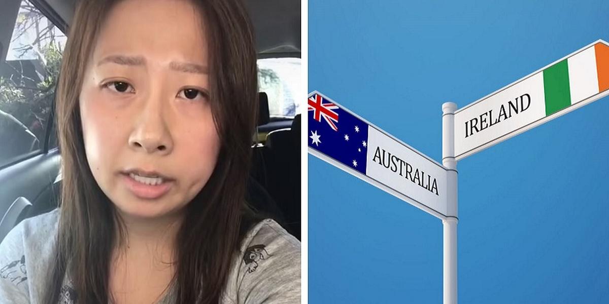 عمل جراحی لوزه      زن استرالیایی با عمل جراحی لهجه ی جدید پیدا کرد