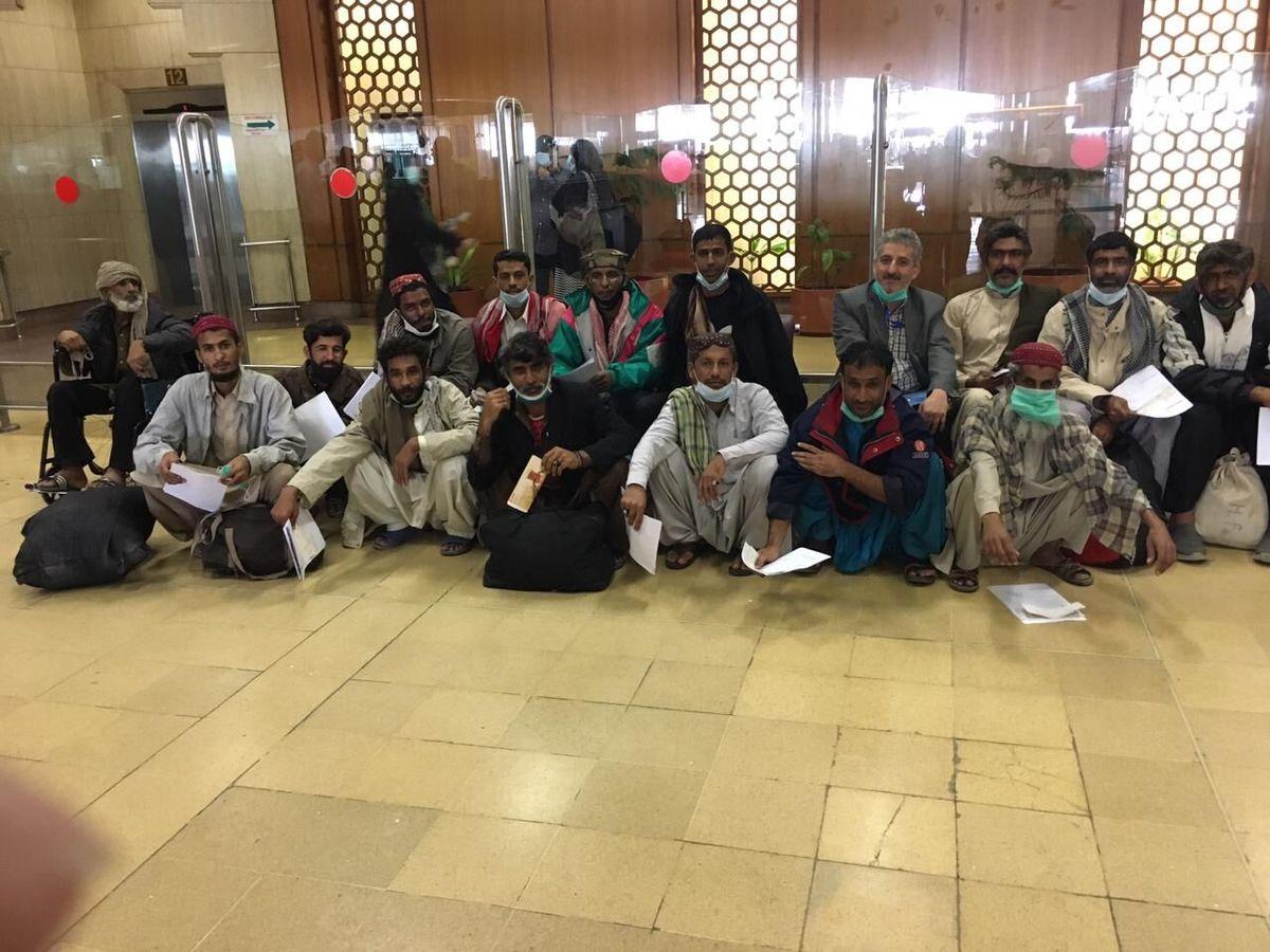 پاکستان ۱۷ ملوان ایرانی را آزاد کرد