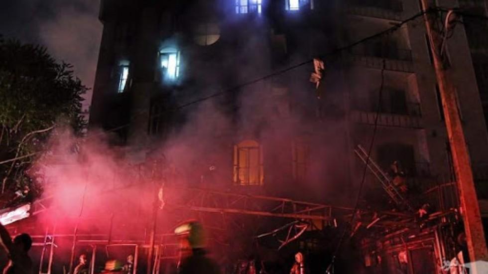 ۹ زن و مرد در ارتباط با انفجار کلینیک سینا اطهربازداشت شدند.