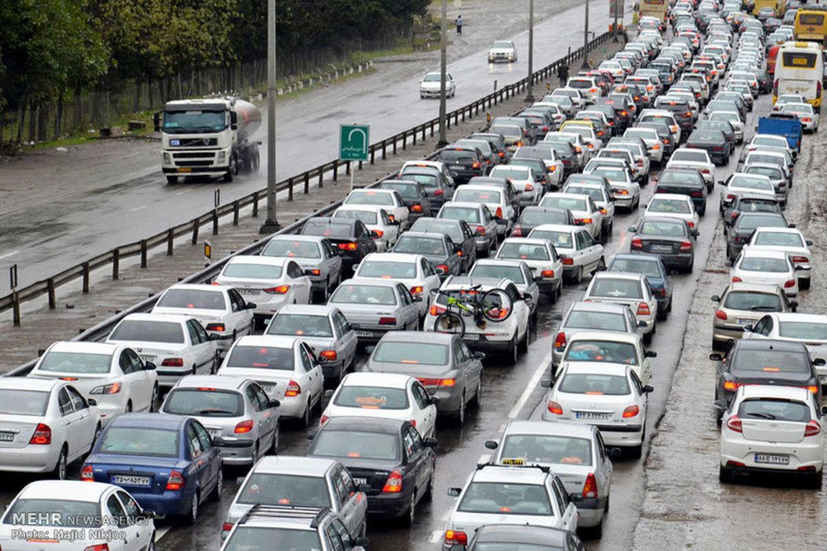 برگشت دو هزار و ۷۷۰ خودرو در جادههای شمال