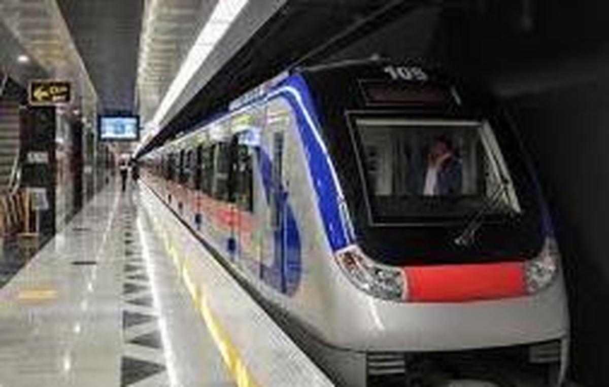 ساعت کاری جدید مترو برای مقابله با کرونا