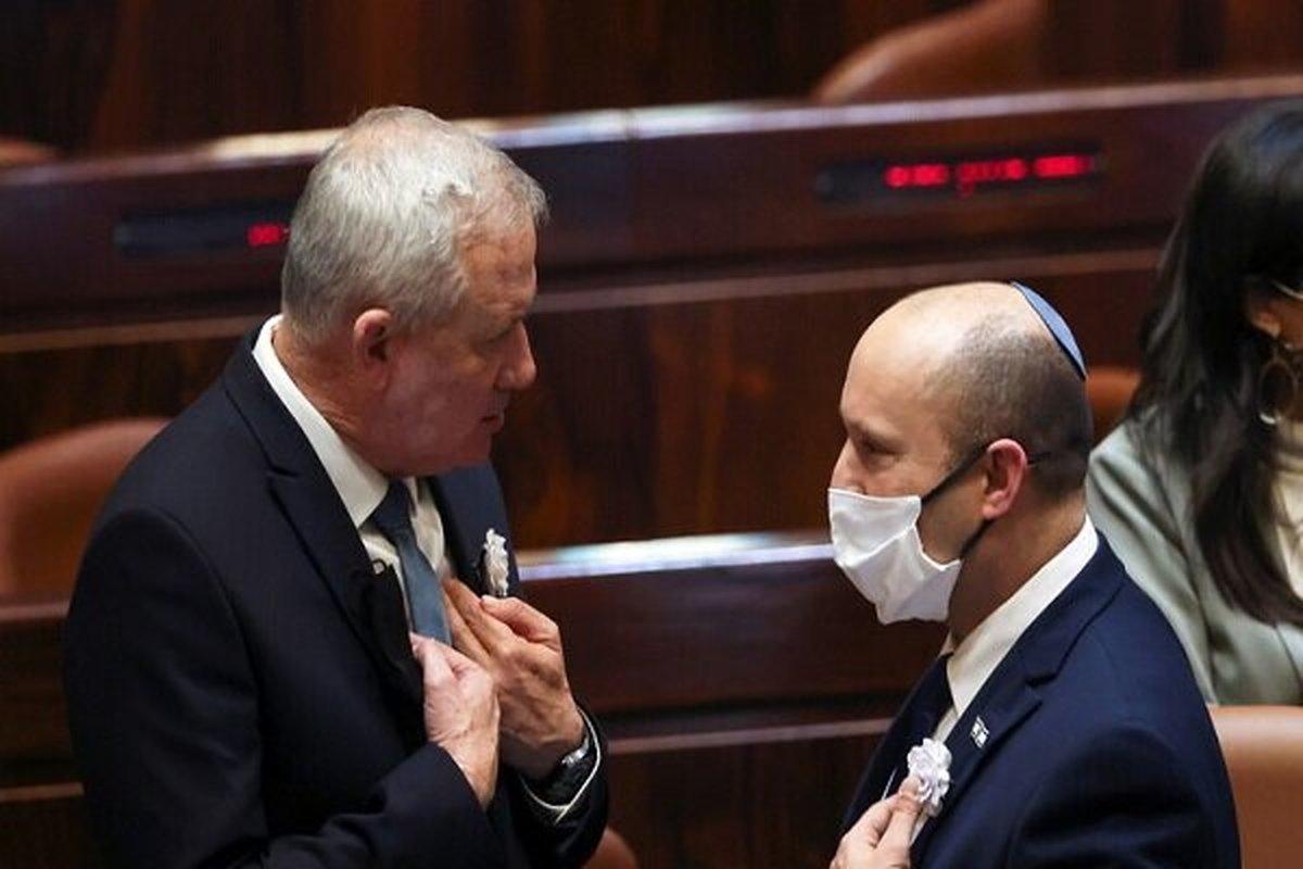 مخالفت «بنت» با نشست «گانتز» با رئیس تشکیلات خودگردان فلسطین