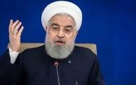 روحانی: اگر بگذارند تلاش میکنیم پایان دولت حداقل پایان بخشی از تحریمها باشد