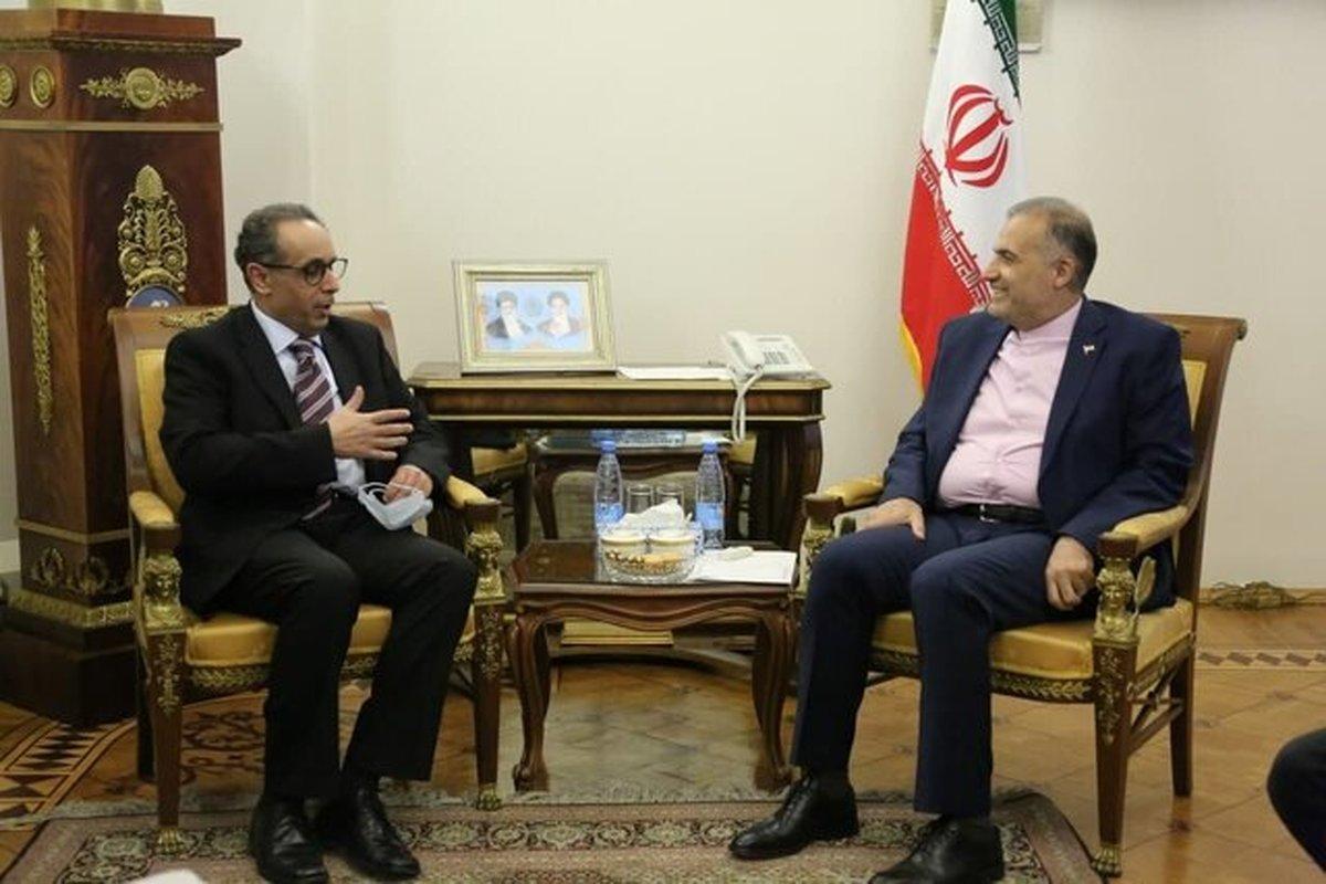 رایزنی سفرای ایران و کویت در روسیه