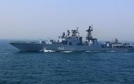 دو ناوشکن روسی مجهز به موشک کروز عازم سواحل سوریه شدند