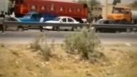 مشکل بیآبی خوزستان و ماجرای بستن جاده اهواز+فیلم