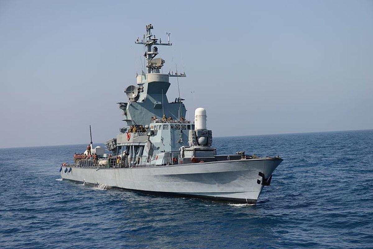 کشتی جنگی بلژیک در تنگه هرمزمستقر شد