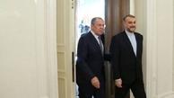 رایزنی تلفنی وزاری خارجه ایران و روسیه| تبادل نظر درباره«برجام»