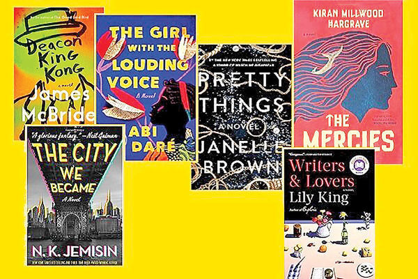 بهترین کتابهای سال ۲۰۲۰ به انتخاب آمازون